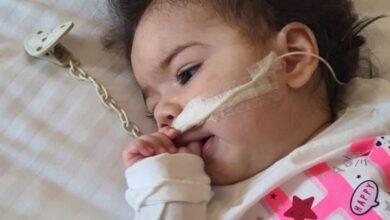 Photo of Puglia, bimba di 9 mesi affetta da Sma 1: parte gara di solidarietà per aiutare Melissa