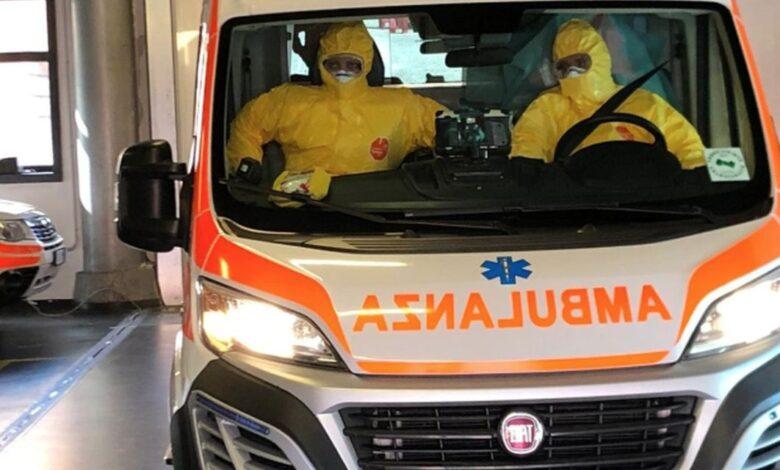covid ambulanza