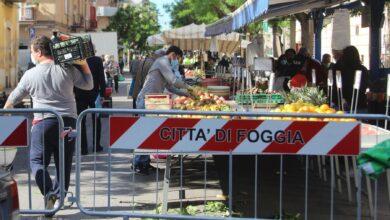 Photo of Foggia, aperture straordinarie dei mercati giornalieri l'8 dicembre e nelle domeniche del 13 e 20 dicembre