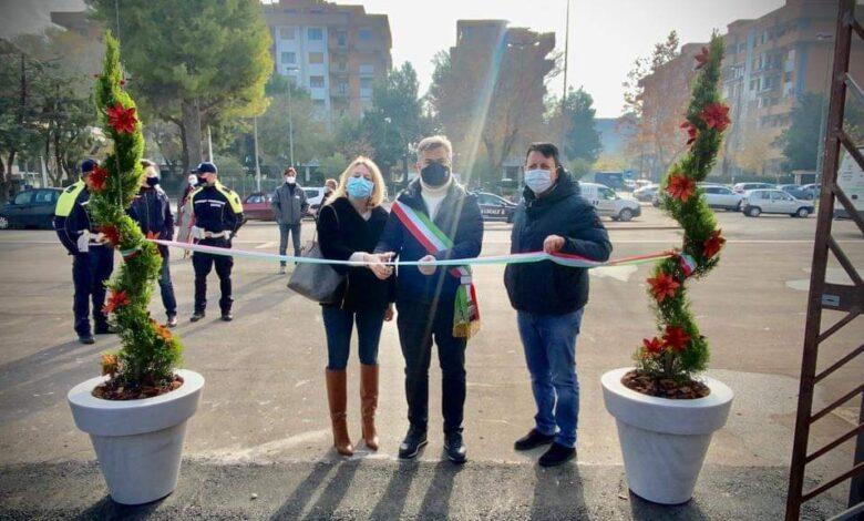 Photo of Inaugurato il nuovo mercato rionale Pinto