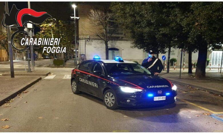 cerignola carabinieri