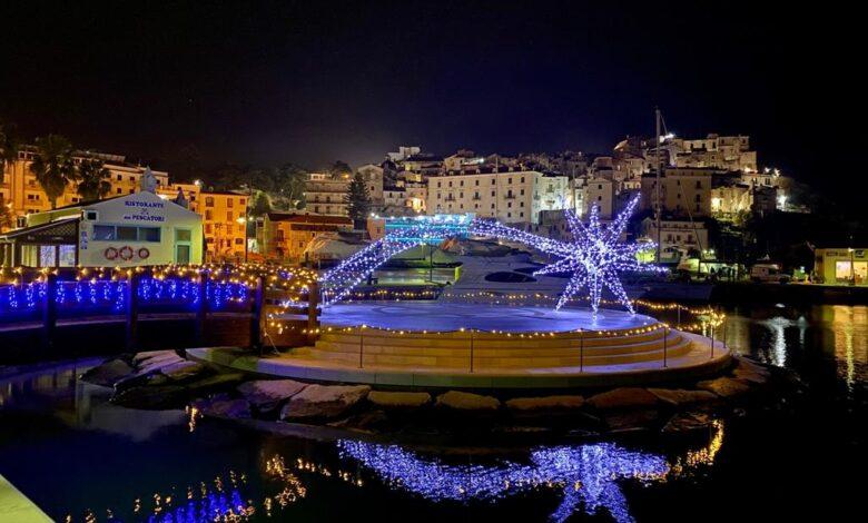 Stella di Natale - Porto Turistico Rodi Garganico