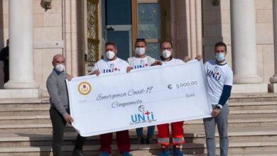"""Photo of Consegnato il ricavato dell'iniziativa """"Uniti per Casa Sollievo della Sofferenza"""": 5mila euro per l'ospedale di San Pio"""