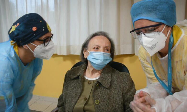covid rsa vaccino