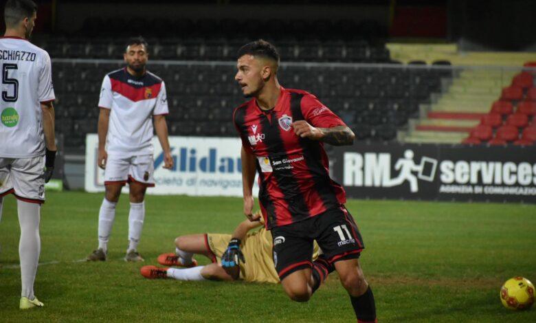 Photo of Foggia-Casertana 1-0. Un gol di D'Andrea regala ai rossoneri tre punti d'oro
