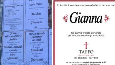 Photo of Taffo e Vladimir Luxuria per Gianna, trans morta ad Andria e ricordata dalla famiglia con nome da uomo