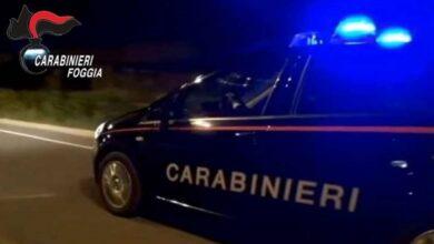 Photo of Pericoloso e lungo inseguimento per le vie di Lucera: arrestate due persone
