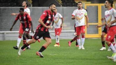 """Photo of Curcio: """"Non abbattiamoci. Spero di arrivare in B, magari con il Foggia…"""""""