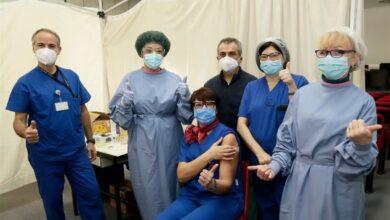 Photo of Vaccino anti-Covid a Casa Sollievo, da oggi parte la somministrazione della seconda dose