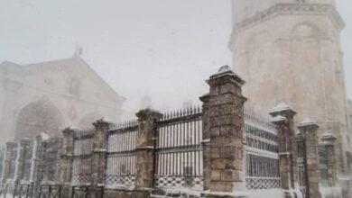 Photo of Nevicate in Capitanata, dai Monti Dauni al Gargano la provincia si tinge di bianco