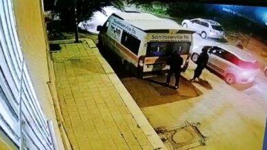Photo of Foggia, rubata ambulanza del 118: in tre minuti il furto ripreso dalle telecamere di videosorveglianza