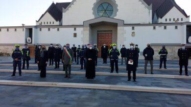 Photo of Festa di San Sebastiano, Santo patrono della Polizia Locale: al Santuario Madre di Dio Incoronata la Santa Messa