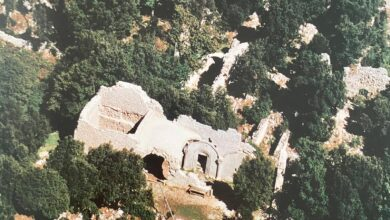 Photo of Alla scoperta del Gargano nascosto, complesso monastico della SS.ma Trinità di Monte Sacro