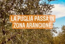 Photo of Emergenza Covid, da domenica 17 gennaio la Puglia torna arancione