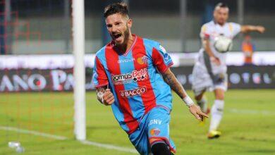 Photo of Catania-Foggia 2-1. Gli etnei interrompono la serie positiva dei rossoneri