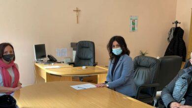 Photo of Foggia, Barone incontra Vacca: tra i temi affrontati quello del Centro diurno per disabili in viale Candelaro