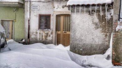 Photo of Allerta meteo gialla per rischio neve: ancora possibili nevicate in Puglia