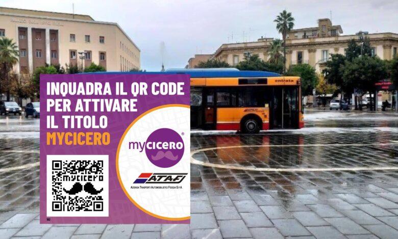 Photo of Anche Foggia diventa paperless: ora è possibile acquistare i biglietti ATAF tramite app