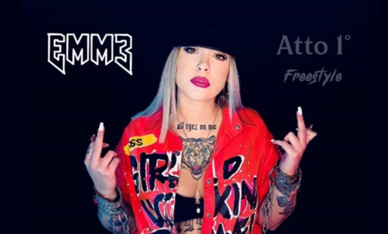 "Photo of La rapper foggiana Emm3 riparte con ""ATTO 1"" FreeStyle"