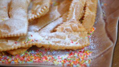 Photo of Viaggio goloso tra i dolci di Carnevale della Capitanata: dalle classiche Chiacchiere alla Farrata