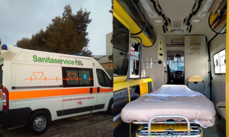 foto 2 - ambulanza bariatrica