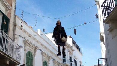 Photo of L'antica tradizione della Quarantana in Capitanata, la bambola vestita a lutto che segna la fine del Carnevale
