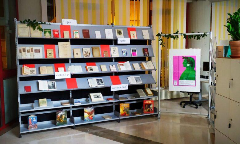Photo of Dantedì, una mostra dedicata a Dante Alighieri nella Biblioteca Comunale di San Giovanni Rotondo