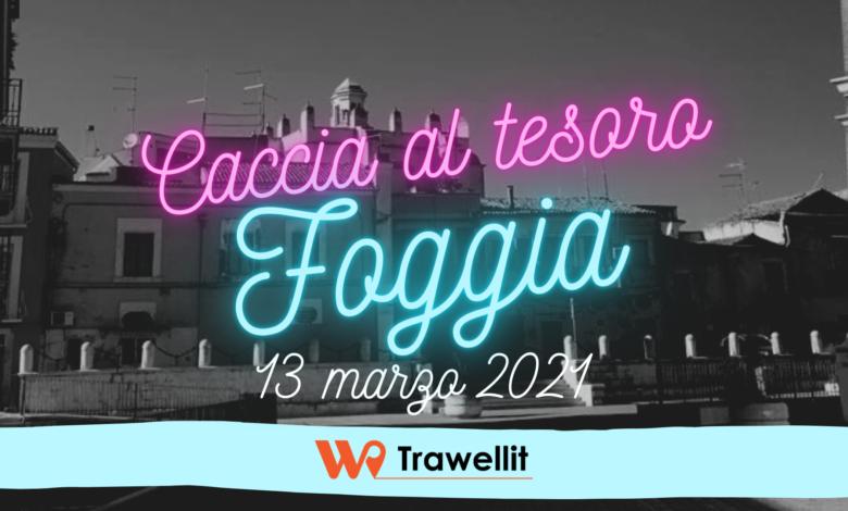 """Photo of Un sabato per i curiosi: torna la """"Caccia al Tesoro di Foggia"""" di Trawellit"""