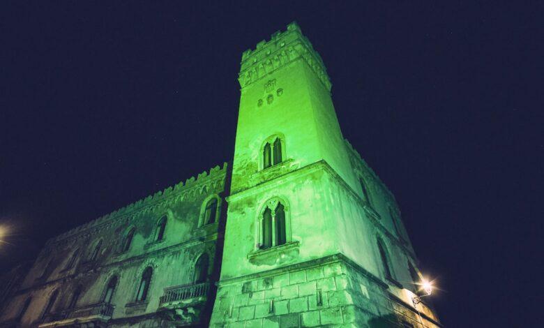 Vico Palazzo della Bella in verde 1