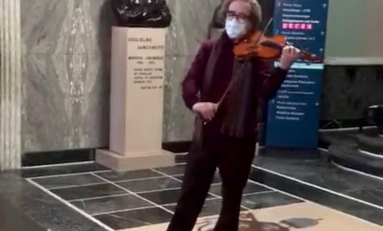 violino casa sollievo