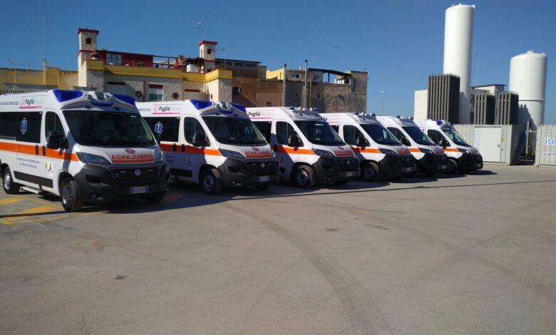 puglia ambulanze