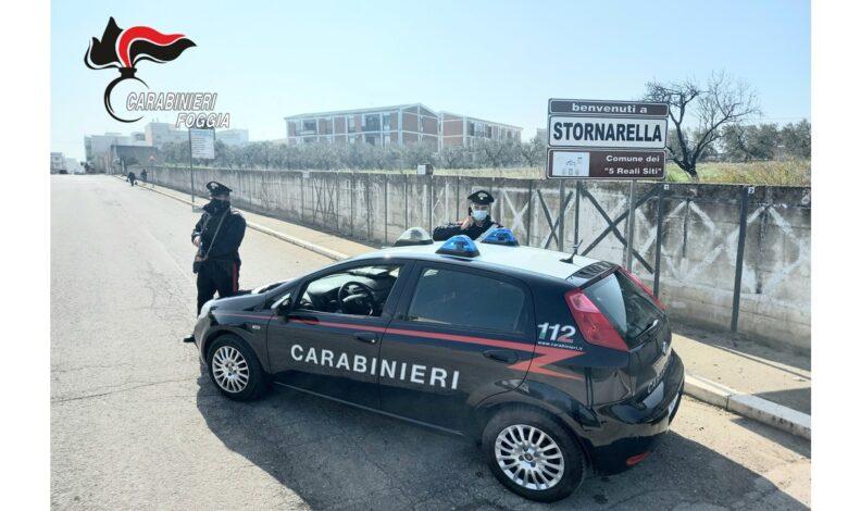 stornarella carabinieri