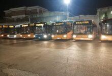 Photo of Foggia, da oggi sono tutti in circolazione i 29 bus arrivati dal Trentino
