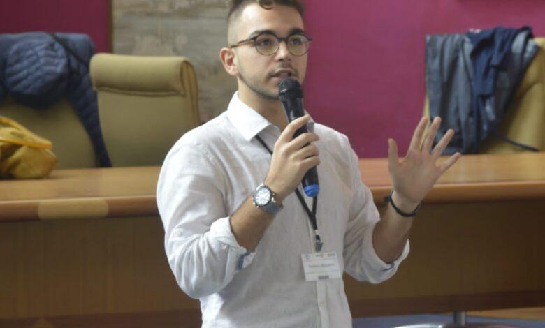 Photo of Earth Day, il giovane foggiano Stefano Ruggiero Climate shaper per FAO e Future Food Institute