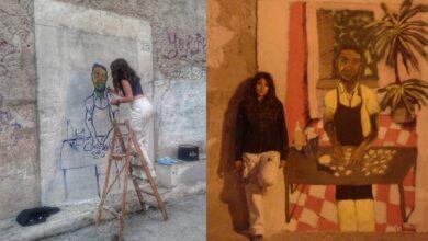 Photo of Foggia, via Manzoni si colora con la street art: creatività e messaggi sociali nella zona più vecchia della città