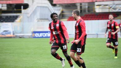 """Photo of Foggia, Kalombo: """"Giocheremo i playoff senza pressioni, siamo sereni"""""""