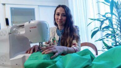 Photo of Laura D'Andrea e la passione per la moda: da istruttrice di nuoto a stilista di abiti per volti noti della Tv