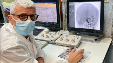 Photo of Al Riuniti di Foggia eseguito delicato intervento con trattamento mininvasivo neuroradiologico