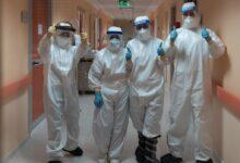 Photo of Covid, report pazienti ricoverati al Policlinico Riuniti di Foggia