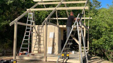Photo of Glamping a Roseto Valfortore, lavori in corso per dormire in una tenda allestita come una stanza di hotel a 5 stelle