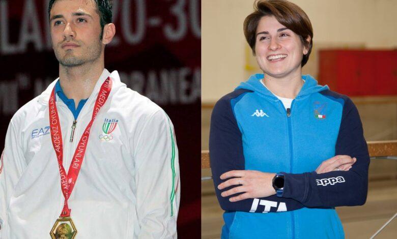 Photo of Gli atleti foggiani Criscio e Samele volano a Tokyo per le Olimpiadi: orgoglio foggiano nella sciabola