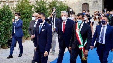 """Photo of G20 in Puglia, Emiliano a ministri e delegazioni estere: """"Benvenuti in questa terra di incontro e dialogo tra i popoli"""""""