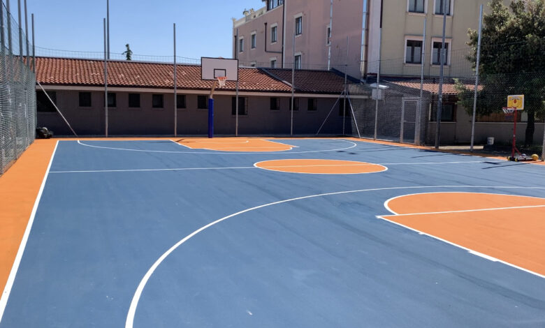 campo basket san giovanni rotondo