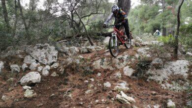 Photo of Raduno Enduro di Acquaviva a Vieste con lo staff di Gargano Trail Center