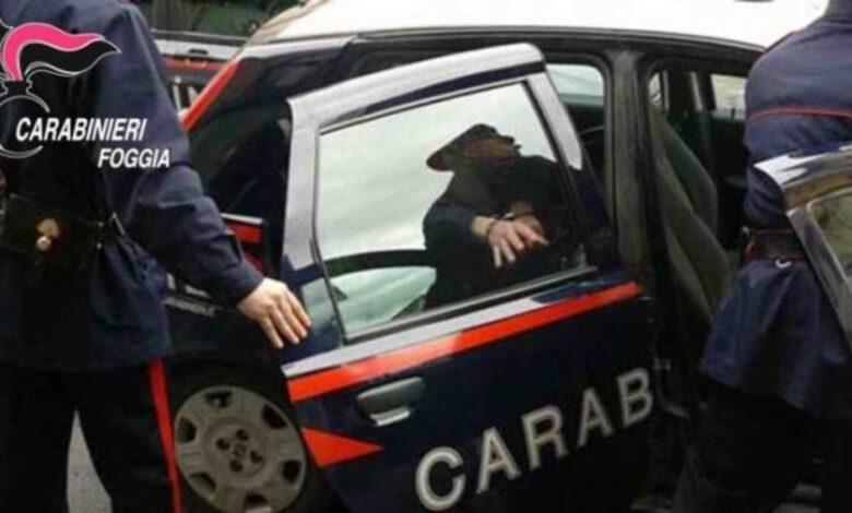 foggiano arrestato maltrattamenti