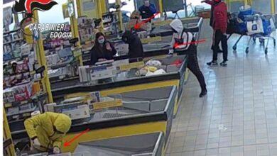 Photo of San Severo, armati di pistole e coltelli rapinarono un supermercato: arrestata banda di minorenni