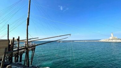 Photo of Sul Gargano rinascono i silenziosi e storici giganti del mare, inaugurato il trabucco di Punta Santa Croce