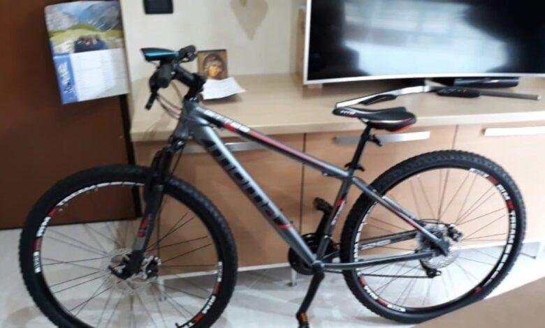 bici rubata foggia