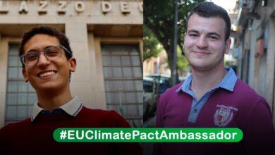 Photo of Gabriele Cela e Arbri Merkaj nominati Ambasciatori del Patto Europeo per il Clima