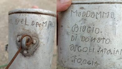 Photo of In Serbia ritrovata gavetta militare appartenuta a un soldato di Ascoli Satriano